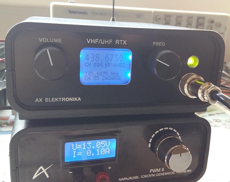VHF UHF2